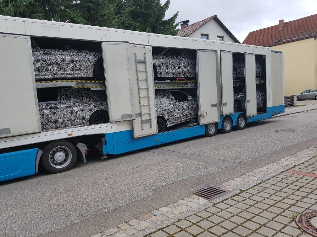 Geschlossener Transport München