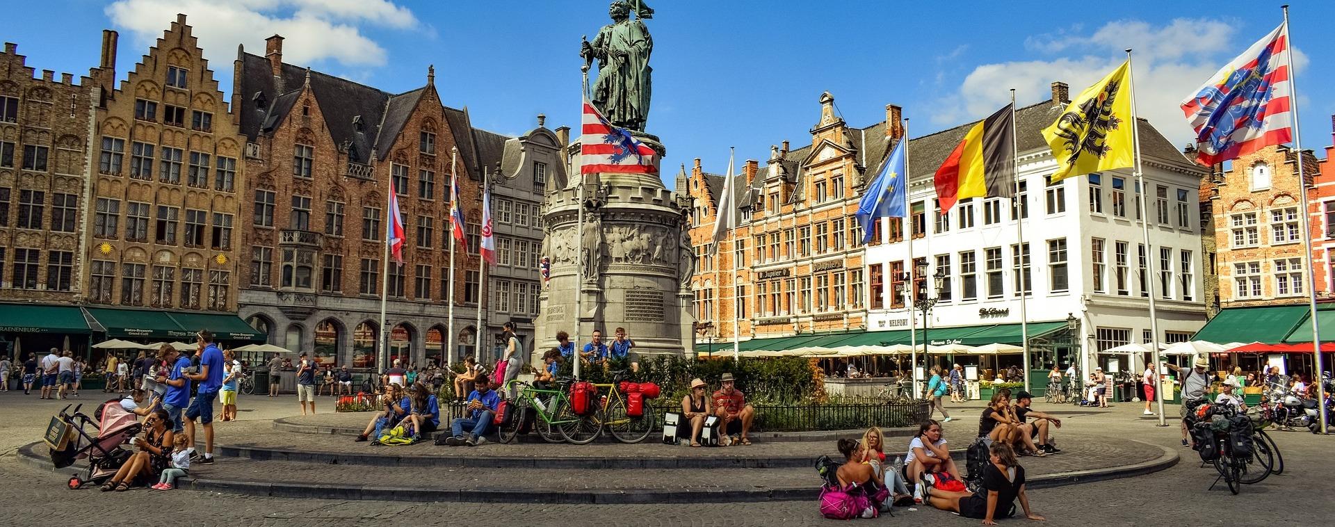 Autotransport Belgien