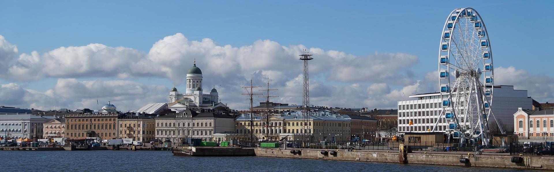 Autotransport Finnland Fahrzeugtransport