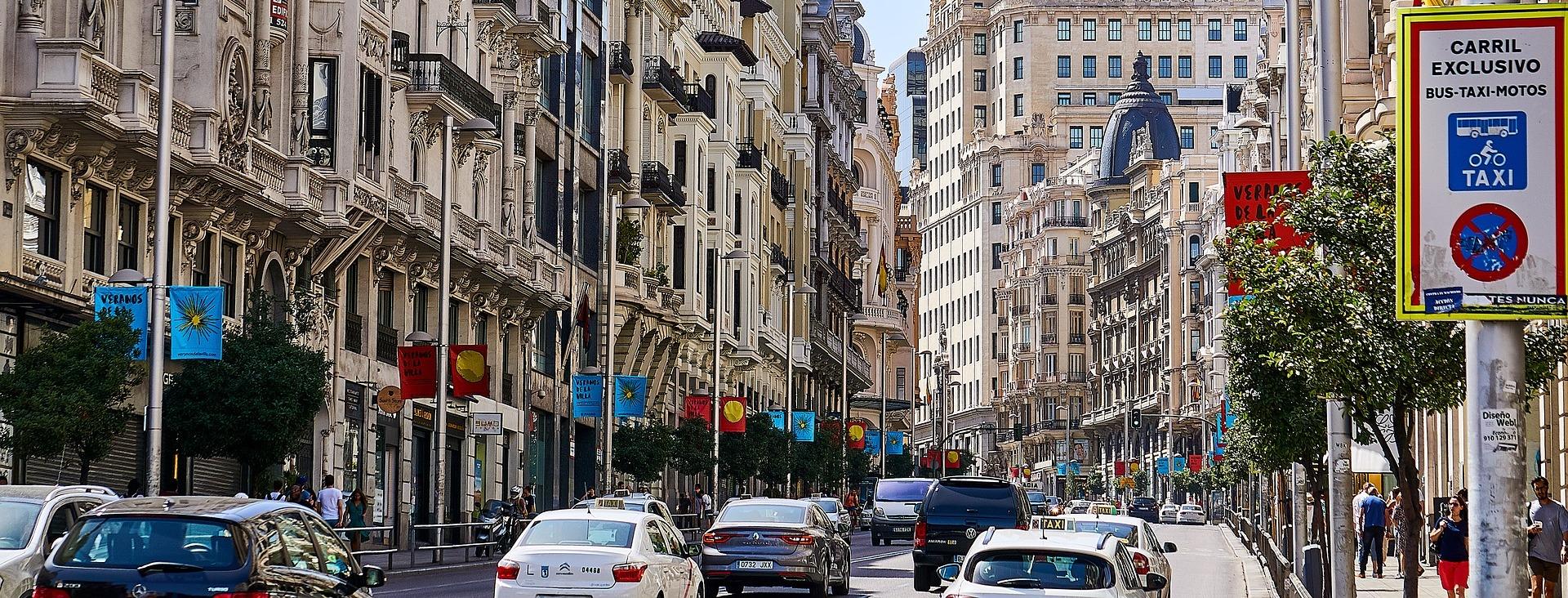 Autotransport Spanien Fahrzeugtransport